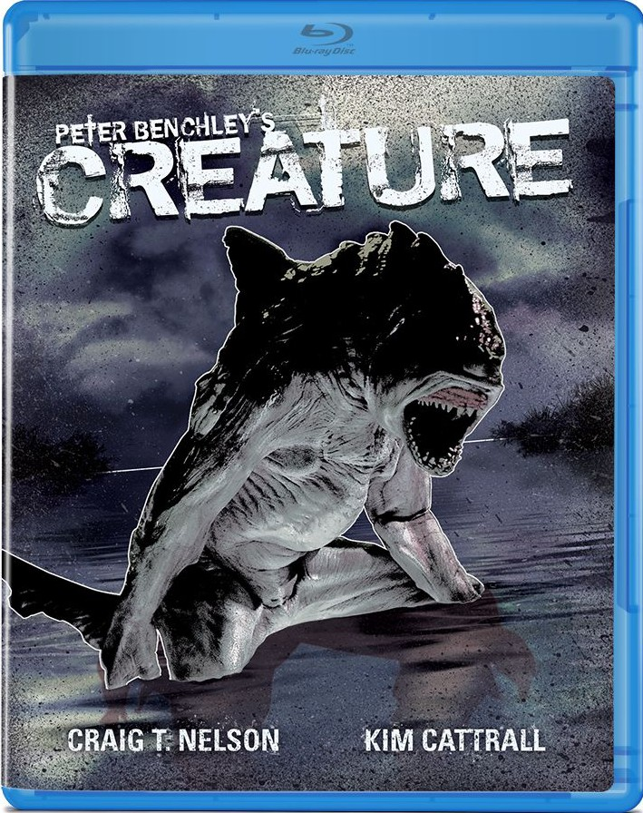 Peter Benchley's Creature (1998 Mini-Series) Blu-ray | DVD