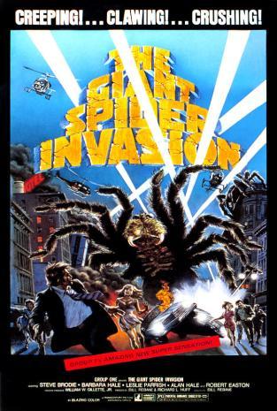 the-giant-spider-invasion-poster-art-everett