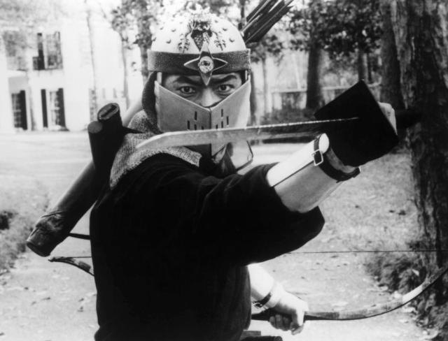 PRAY FOR DEATH, Sho Kosugi, 1985, (c)ADG