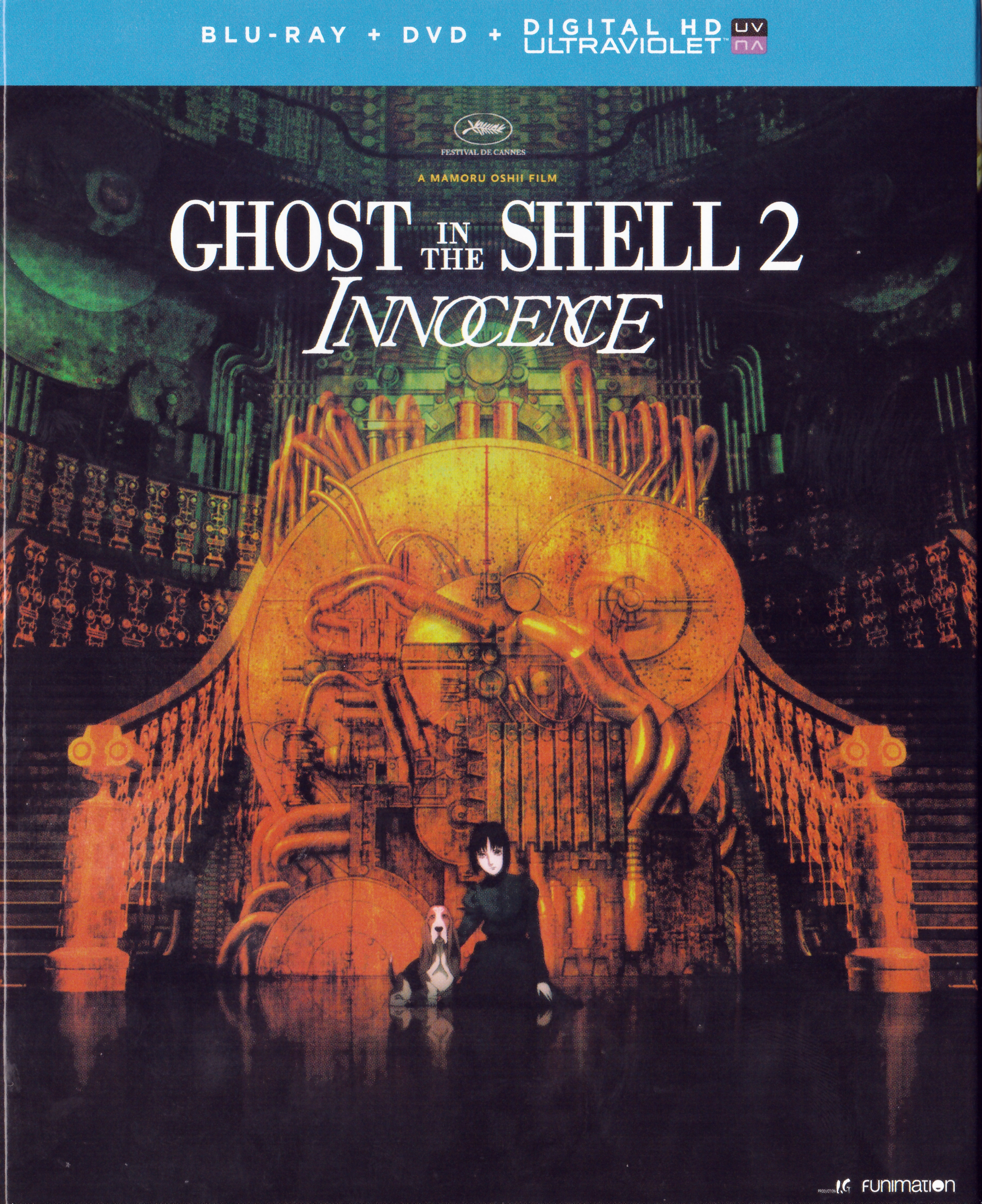 Anime Review Ghost In The Shell 2 Innocence 2004 U S Dvd Blu Ray Combo Dvd News Flash The Reviews